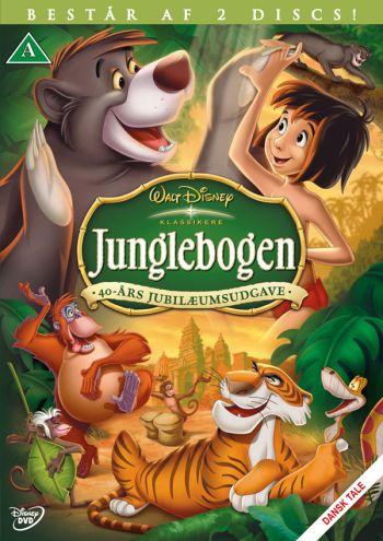Junglebogen 1 s.e. (1967)